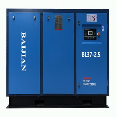 Low Pressure Injection Screw Air Compressor